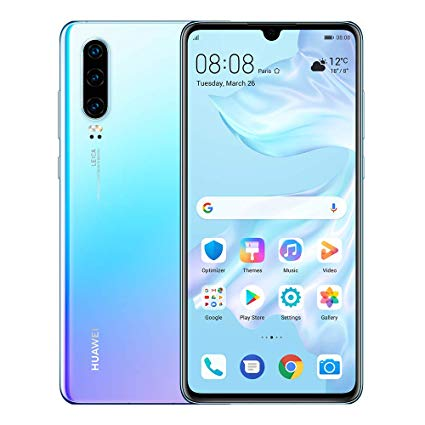 Huawei P30 – Remontas