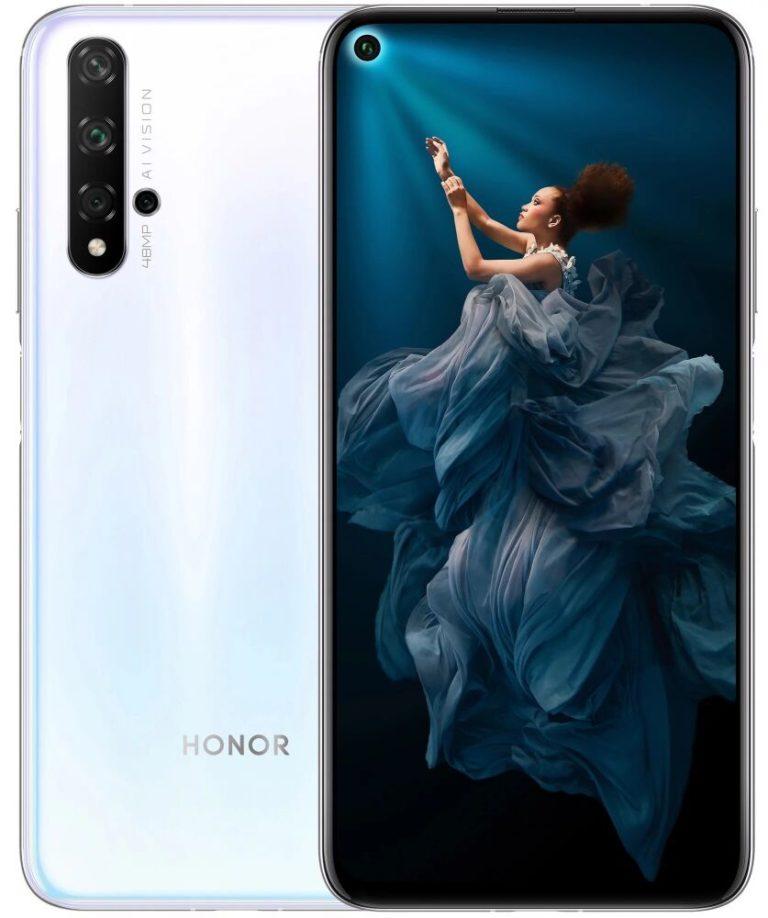 Huawei Honor 20 – Remontas